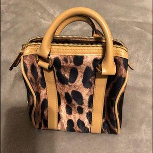 Victoria secret mini bag! Leopard print!